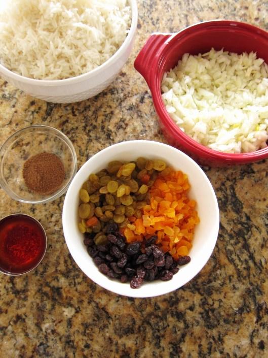 Rice prep