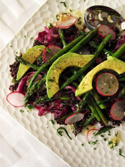 salad - detail