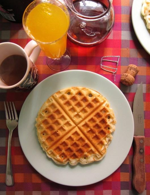 waffle - pure