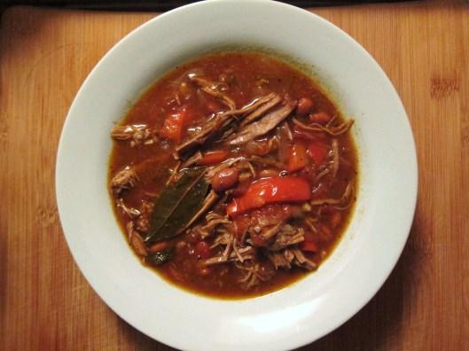 Brisket chili