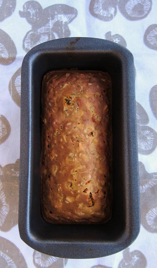 Par-baked loaf