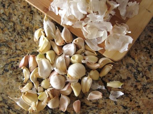 so many garlics