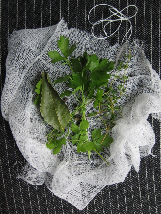 Bouquet garni - bourguignon