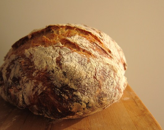 baked miche