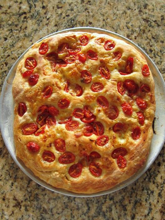 Tomato Focaccia
