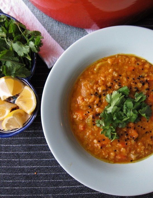 Turkish Red Lentil Soup