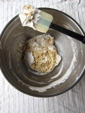 Toasted Almond Meringues