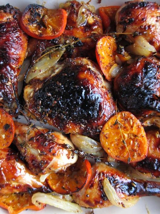 Clementine Pernod Chicken