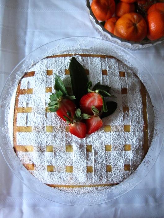 Lemon-Ricotta Cake