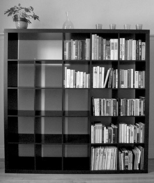 separation bookshelf